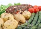 100 jours sans viande, vous tiendrez ?  - Repas légumes et viande