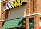 2012 verra-t-elle la suprématie de Subway ?  - Devanture d'un restaurant Subway