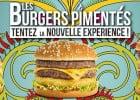 3 burgers pimentés en exclusivité chez Speed Burger  - Burgers pimentés