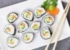 3 raisons de commander des sushis pour les fêtes