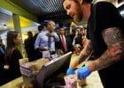 300 dollars d'addition pour Obama  - Un burger pour Obama