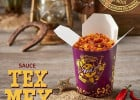 4 bonnes raisons de commander des pâtes chez Nooï  - Sauce Tex Mex