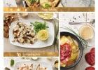 4 nouvelles recettes de fêtes chez Del Arte