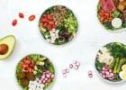 4 nouvelles salades printanières chez Jour  - Nouvelles salades Jour