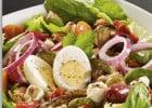 4 salades à intégrer dans votre déjeuner chez Hippopotamus  - Salade Méditerranéenne