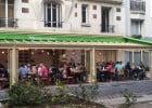 750 grammes ouvre son restaurant  - Une salle de restaurant bien aérée