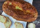 Ange Boulangerie : ses recettes de février 2020  - Pain aux lardons et à l'emmental