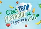 Au Flunch, les menus pour les enfants sont désormais bio  - Menus bio pour les enfants au Flunch