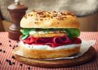 Bagelstein et son bagel de janvier 2019  - Le bagel Franc-Comtois