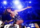 Beyonce Knowles livre des pizzas à ses fans  - Beyonce en concert