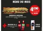 Boulangerie Marie Blachère : sept nouveaux points de vente  - Menu du mois