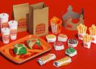 Burger King affirme sa supériorité sur McDonald's  - Nouvelle identité visuelle Burger King