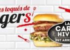 Burgers et autres plats d'hiver à La Boucherie  - Hamburger de La Boucherie