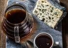 Café et fromage, un accord inédit à tester  - Accord Roquefort et Brésil Sul de Minas