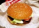 Chez Burger King la star c'est vous  - Le Whooper de Burger King