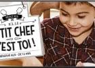 Chez Tablapizza, les enfants sont des p'tits chefs  - Pizza P'tit Chef