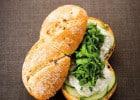 Class'Croute Carte printemps-été 2014  - Sandwich l'Aventureux
