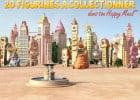 Coffret Collector Happy chez Mc Donald's  - Des figurines à collectionner chez McDo