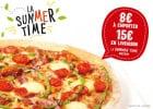 Comment bien commencer la semaine avec Pizza Hut ?  - La Summer Time