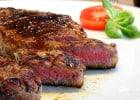 Cuisson de la viande rouge : petite leçon  - Cuisson d'un steak
