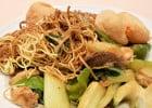 De l'opium dans les soupes de nouilles  - plat de nouilles chinoises