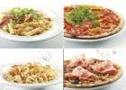 Degustazione Italiana avec Del Arte  - Pizzas et pâtes italiens chez Del Arte
