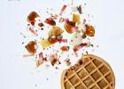 Déjeuner d'automne au Waffle Factory  - La figuette