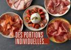 Del Arte : nouveaux produits été 2020  - Les petites assiettes d'été