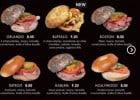 Des bagels cachers dans un bar à sushis : Nina Sushi  - Copie de la carte des bagels
