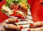 Des nouvelles croustillantes de Burger King  - Wrap burger king