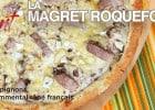 Des pizzas pour la période de fête au Pizza Bonici  - Magret Roquefort
