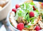 Des plats qui sentent bon le printemps chez Cojean  - Salade caesar
