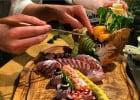 Des poissons traités à l'acupuncture  - Plateau de gourmandises