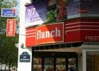 Des prix fou chez Flunch  - Devanture du Flunch à Beaubourg