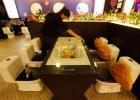 Des restaurants parisiens atypiques  - Modern Toilet salle de restaurant