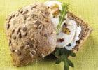 Des sandwiches végétariens en restauration rapide  - Sandwich Le Capricieux