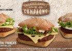 Des sandwichs d'inspiration campagnarde chez McDonald's  - Grandes envies de campagne