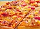 Des vélos écologiques pour les livreurs Pizza Hut  - Des couleurs chaudes sur une pizza Pizza Hut