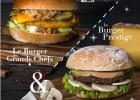 Deux burgers d'exception au Mythic Burger  - Les éditions limitées