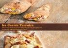 Deux exclusivités Tablapizza  - Rouléïades et Carré Terroir