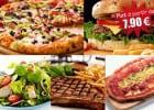 Deux nouvelles recettes chez Pizza City  - Les recettes Pizza City