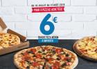 Domino's Pizza : 6 € la pizza pour 3 medium achetées  - Pizza medium