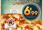 Domino's pizza et sa Chickenita  - La pizza Chickenita
