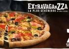 Domino's Pizza et sa rentrée très gourmande  - Pizza l'Extravaganzza