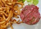 Du 100% français en restauration rapide  - Plat de cuisine française