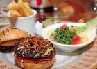 Du chameau dans votre hamburger  - Le burger au chameau