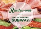 Du guacamole dans vos sandwiches Subway, ça vous dit ?  - Publicité Subway