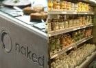 Du risotto chez Naked  - Des repas en libre service