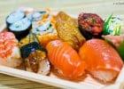 Du vrai et du faux sur les sushis  - Plateau de sushi