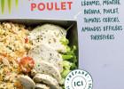 Explorez la carte d'été 2020 d'Ange Boulangerie  - Le Taboulet poulet